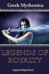Greek Mythrotica: Legends of Royalty book launch