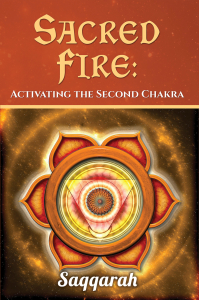Sacred Fire Kindle Cover